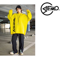 *SEMO*韓国FASHION*.NUXX OVER-FIT KNIT (4色) (UNISEX)