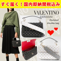 関税送料込国内発送★VALENTINO Rockstud shoulder bag