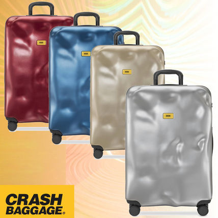 CRASH BAGGAGE スーツケース CRASH BAGGAGE★Icon 100L ラージ トローリー★4 COLOR