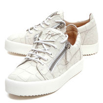GIUSEPPE ZANOTTI 19AW MAY LONDON Stamp Cocco スニーカー