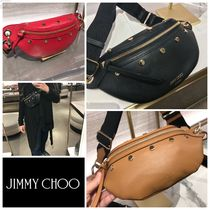 SALE!!【Jimmy Choo】LOCKETT ★BELT BAG★スタッズ★おしゃれ