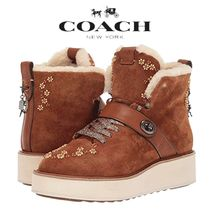 【COACH】Urban Hiker with Beads - Suede