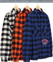◆WEEK11◆SUPREME19FW★1-800 BUFFALO PLAID SHIRT