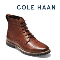 Sale★【Cole Haan】★ NATHAN CAP TOE BOOT