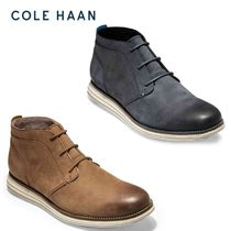 Sale★【Cole Haan】★ ORIGINAL GRAND CHUKKA BOOT