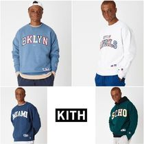 日本未発売!【KITH × VOGUE × Russell Athletic】CREWNECK