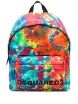 【関税負担】 DSQUARED2 Tie-dye print backpack