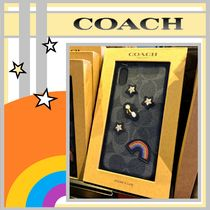 Coach☆SIGNATURE 虹  X・Xs iphoneケース☆送\税込み