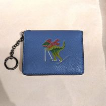 COACH 88718【国内完売】Key Ring Card Case With Rexy