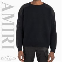 AMIRI Patched Knitwear