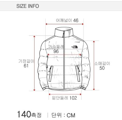 THE NORTH FACE キッズアウター 【新作】THE NORTH FACE ★大人気★ K'S HIMALAYAN DOWN JACKET(16)