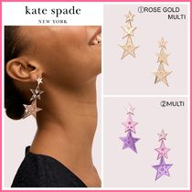 ☆kate spade☆ star of the show statement linear earrings