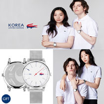LACOSTE★超レア!KOREA LIMITED EDITION UNISEX  腕時計_2011026