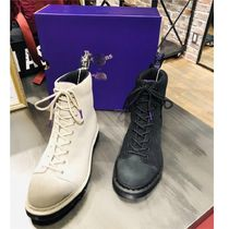 Dr Martens × The North Face コラボ 9ホール ワークブーツ