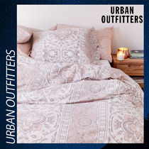 Urban Outfitters 掛け布団 枕 カバー セット ピンク クイーン
