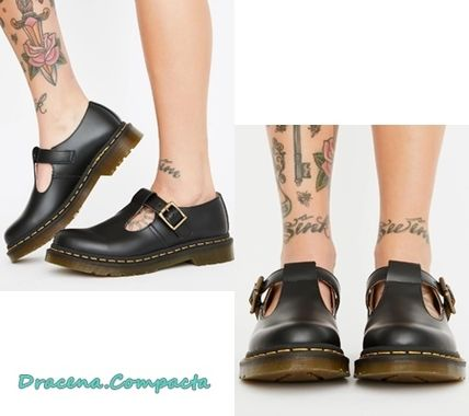 Dr Martens シューズ・サンダルその他 関送込*Dr.Martens*POLLEY SMOOTH MARY JANES*シューズ