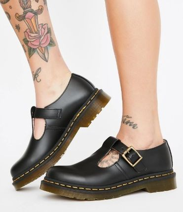 Dr Martens シューズ・サンダルその他 関送込*Dr.Martens*POLLEY SMOOTH MARY JANES*シューズ(2)