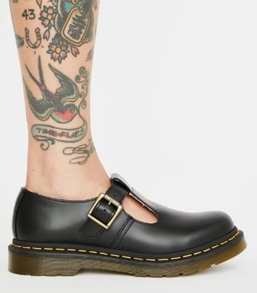 Dr Martens シューズ・サンダルその他 関送込*Dr.Martens*POLLEY SMOOTH MARY JANES*シューズ(3)