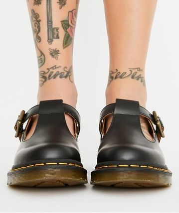 Dr Martens シューズ・サンダルその他 関送込*Dr.Martens*POLLEY SMOOTH MARY JANES*シューズ(4)