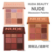 HUDA Beauty NUDE Obsession Palette