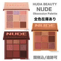 HUDA BEAUTY(フーダビューティー) アイメイク HUDA Beauty NUDE Obsession Palette