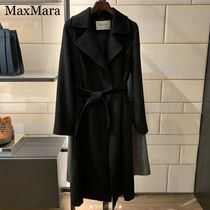 MAX MARA正規直営店買付☆MANUELA ICON COAT☆BLACK