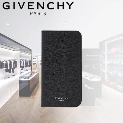 GIVENCHY スマホケース・テックアクセサリー 【GIVENCHEY】GIVENCHY IPHONE X / XS CASE