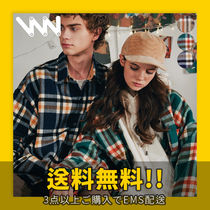 ★WV PROJECT★ LEEDS CHECK SHIRTS_MJLS7323
