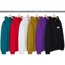 SUPREME Stop Crying Hooded Sweatshirt FW19 week11