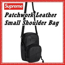 Supreme  Patchwork Leather Small Shoulder Bag AW 19 WEEK 11