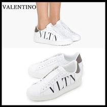 【VALENTINO】VLTN OPEN SNEAKERS 0781 PST A01