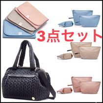 HAPP Paige Carryall Black  + pad + 3 pouches お得な3点セット