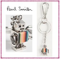 【Paul Smith】 ロボットキーリング