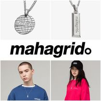 大人気◆MAHAGRID◆SILVER NECKLACE SILVER◆全2種