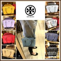 Tory Burch☆EMERSON MINI TOP ZIP TOTE トートバック☆税 送込