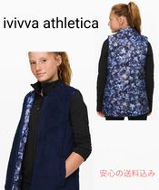 [ ivivva athletica]限定セールCrystalFlourishKickTheChillsVest R