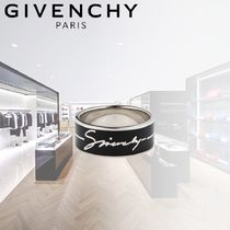 【GIVENCHEY】GIVENCHY RING IN BRASS BLACK