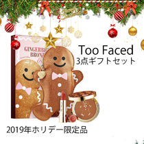 【Too Faced】2019ホリデー限定★Gingerbread Bronzed & Kissed
