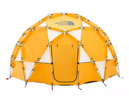 THE NORTH FACE テント・タープ 送無/ The North Face 2-METER DOME 8人用/4シーズンテント(2)