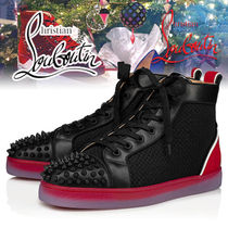 20S 新作 christian louboutin Fun Lou Spikes スニーカー 39~48