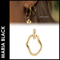 ★追跡&関税込【Maria Black】Noon Mini Earring片耳ピアス/GOLD