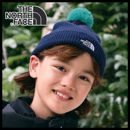 THE NORTH FACE 子供用帽子・手袋・ファッション小物 人気【THE NORTH FACE】★K'S BASIC BEANIE★日本未入荷★19AW