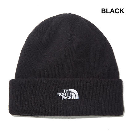 THE NORTH FACE 子供用帽子・手袋・ファッション小物 人気【THE NORTH FACE】★K'S BASIC BEANIE★日本未入荷★19AW(2)