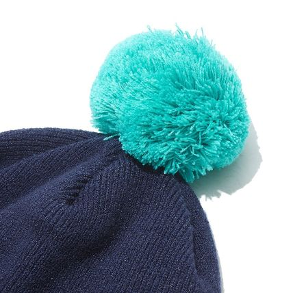 THE NORTH FACE 子供用帽子・手袋・ファッション小物 人気【THE NORTH FACE】★K'S BASIC BEANIE★日本未入荷★19AW(7)
