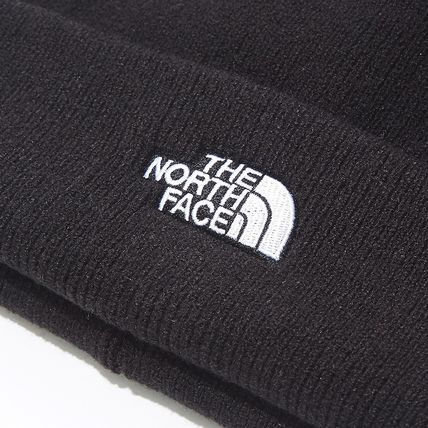 THE NORTH FACE 子供用帽子・手袋・ファッション小物 人気【THE NORTH FACE】★K'S BASIC BEANIE★日本未入荷★19AW(11)