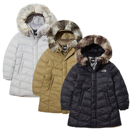 THE NORTH FACE(ザノースフェイス) キッズアウター ★THE NORTH FACE★ ダウンコート K'S LIVEN T-BALL COAT 全3色
