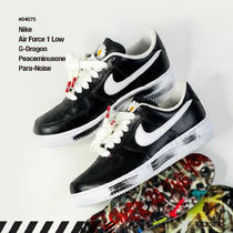 話題 Nike Air Force 1 Low G-Dragon Peaceminusone Para-Noise