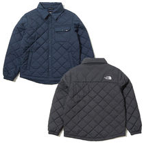 ★THE NORTH FACE★キッズジャケット K'S QUILTED SHIRTS JACKET