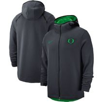 Men's Nike Oregon Ducks Basketball Full-Zip Hoodie