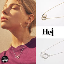 Hei cross ring necklace NR819 追跡付